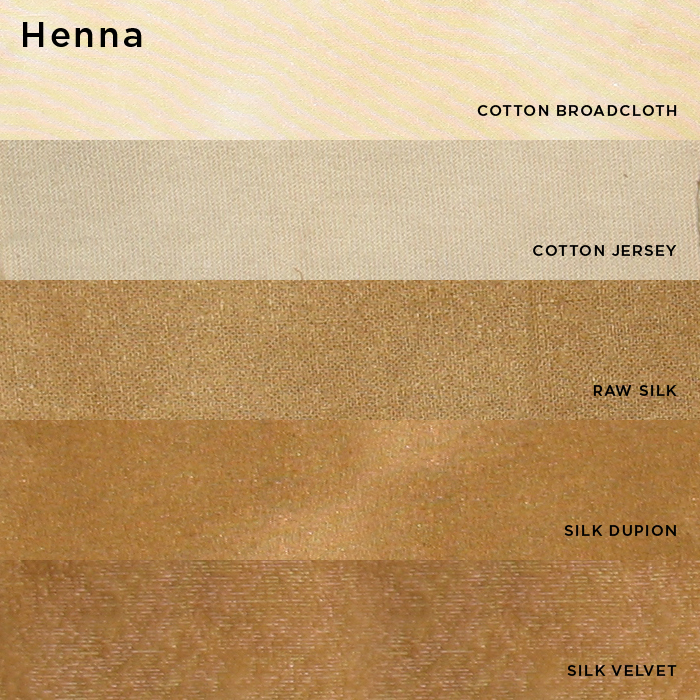 silk and stone henna powder instructions