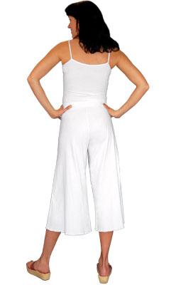 Women's Gaucho Capri Pants