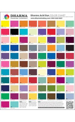 Dharma Acid Dye Poster