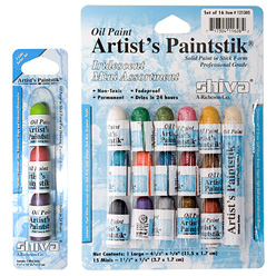 shiva paint sticks instructions