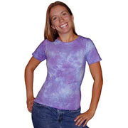 Scrunch Dyed T-shirt