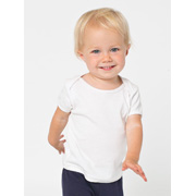 Infant Baby Rib S/S Lap T-Shirt