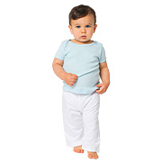 Infant Baby Rib Karate Pants (Unisex)
