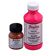Leather Dyes and Paints