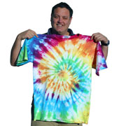 Tie-Dye Instructions