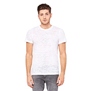 CANVAS UNISEX BURNOUT TEE