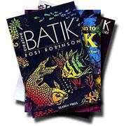 Batik Information - Books & DVDs