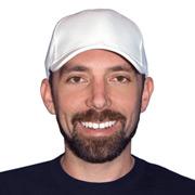 Baseball Cap - Velcro Back