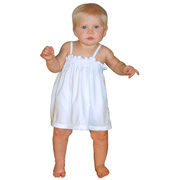 Infant Simple Smocked Dress