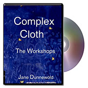Complex Cloth: The Workshops DVD Set
