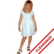 Girl's Smocked Dress