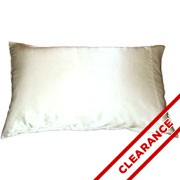Narrow Charmeuse Pillowcase