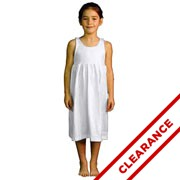Empire Dress For Girls - Poly Thread