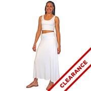 Shorter Maxi Skirt - Rayon Jersey