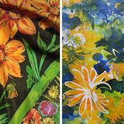 Explore Batik on Fabric + Paper by Rosi Robinson