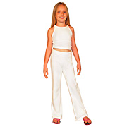 Girl's Chakra Yoga Pants