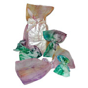 Scrunch Painted Silk Gift Bags