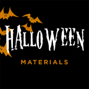 Halloween Materials & Tutorials
