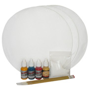 Silk Hoop Painting Kit