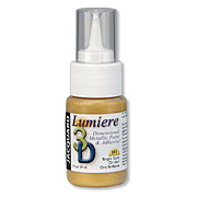 Glue-based Lumiere 3D Fabric Paints
