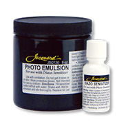 Jacquard Photo Emulsion and Diazo Sensitizer