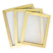 Jacquard Blank Screen Printing Frames