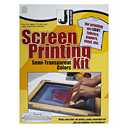 Jacquard Professional Screen Printing Kit