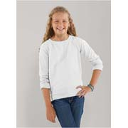 Girls French Terry Slouchy