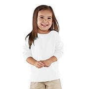 Toddler Fine Jersey Long Sleeve T-Shirt