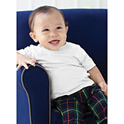 Infant Fine Jersey Short Sleeve T-Shirt