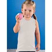 Toddler Racer Back Tank V Neck