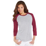 Ladies Baseball Tee