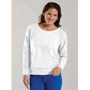Ladies French Terry Slouchy