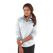 Ladies French Terry 1/4 Zip