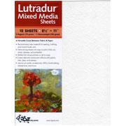 Lutradur Mixed Media Sheets