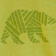 Masking Tape and Color Magnet Bear Tee - A Mad Mim Tutorial