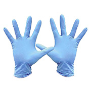 Nitrile Non-Powdered Gloves