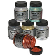 Pearl Ex Pigments - 6 Color Starter Set