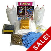 Tie-Dye Little Group Kit
