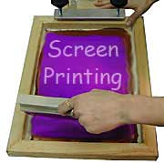 Screen Printing Inks, Dyes and Chemicals