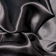 Black fabrics for costumes and decorating