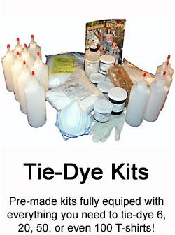 Tie-dye Kits