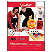 Speedball T-shirt Screenprinting Kit