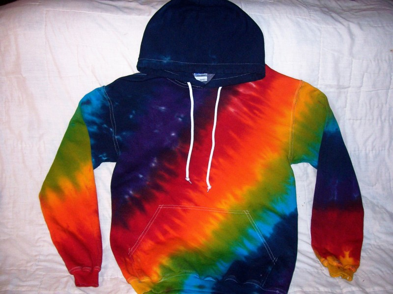 advanced tie dye techniques instructions