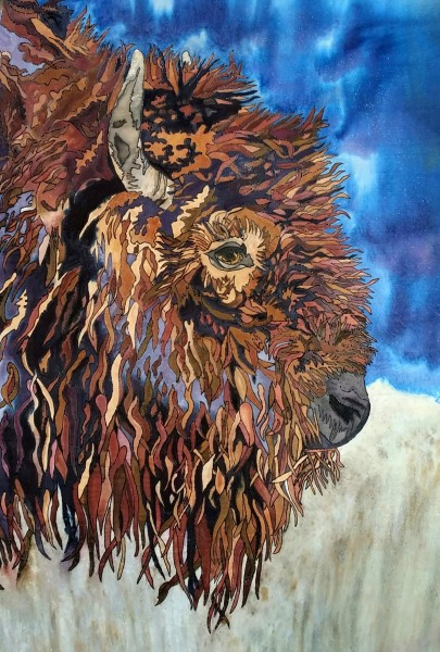Dharma Trading Co Featured Artist Tracy Harris