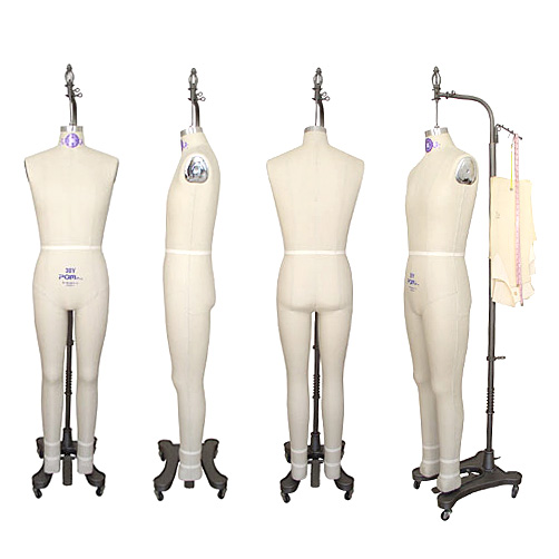 PGM Young Mens Full Body Dress Forms #608Y