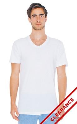 3e293ad446bf Sheer Jersey Loose Crew Summer T-Shirt (Unisex)