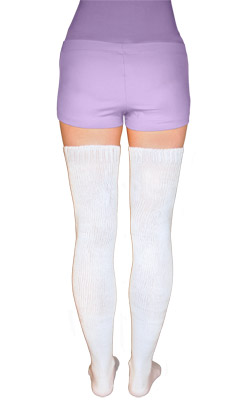 Fire THi-3022 Tie Dyed Thigh High Socks