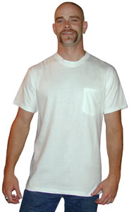 2ee17b06 Hanes Beefy-T with Pocket