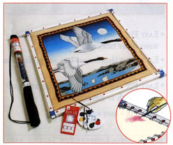 Easy Fix Fabric Stretcher Frames Hooks